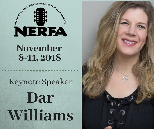 Keynote Speaker at NERFA 2018