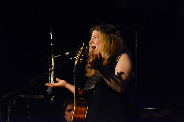 Episode 48  Dar Williams PODCAST with Thaddeus Russell