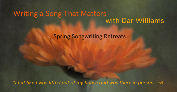 Spring Songwriting Reteats