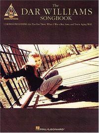 Dar Williams Songbook Cover